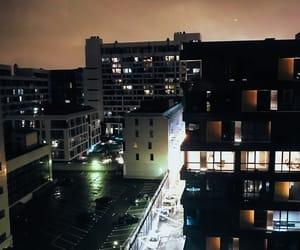 great, night, and rain image