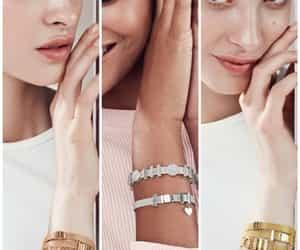 belleza, joya, and moda image