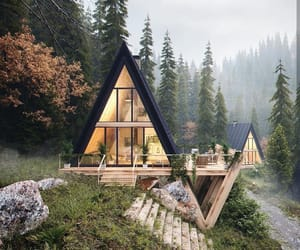 cozy, goals, and house image