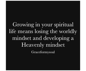 god, spiritual, and mindset image