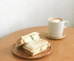 aesthetic, beige, and bread image