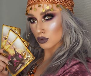 autumn, makeup, and inspiration image