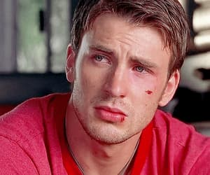 beauty, chris evans, and boys image