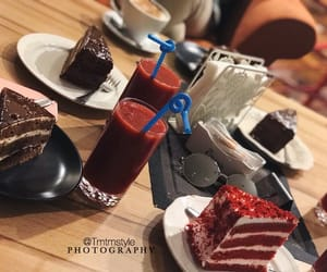 birthday, cafe, and girls image