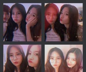 DIA, chaeyeon, and jueun image
