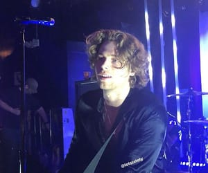 stage, luke hemmings, and 5 seconds of summer image