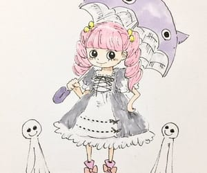 chibi, girl, and onepiece image
