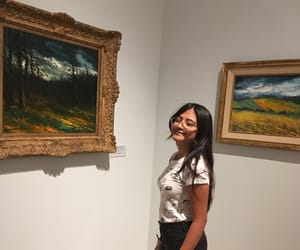 art, beautiful, and museums image