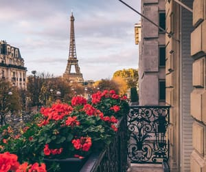 beautiful, landscapes, and parís image