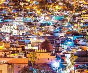 beautiful places, pueblos mágicos, and lights image