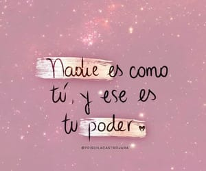amor, frases en español, and chicas image