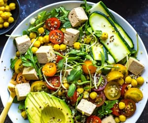 avocado, food, and foodie image