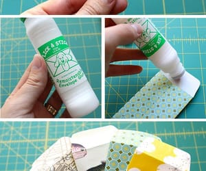 diy, envelope, and crafts image