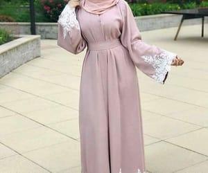 hijab, fashion, and hijabstyle image