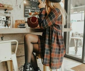 autumn, fashion, and photography image