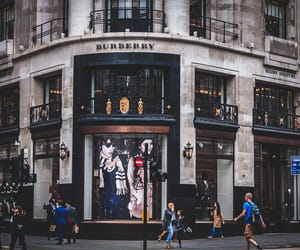 Burberry, london, and travel image