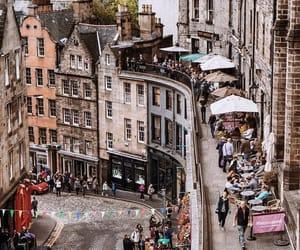 edinburgh and scotland image