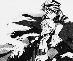 anime, makai ouji, and william twining image