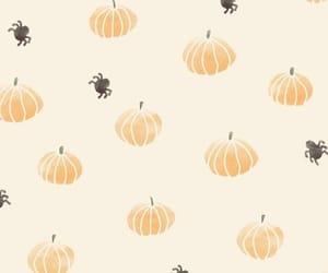 wallpaper, Halloween, and pumpkin image