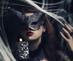 art, dark, and fairytale image