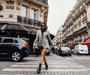 style, fashion, and paris image