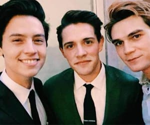 cole sprouse, kj apa, and riverdale image