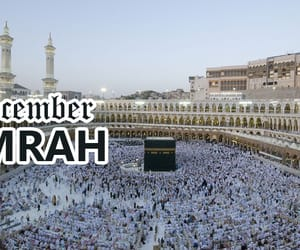 umrah packages, december umrah package, and umrah in december image