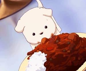 animation, anime, and food image