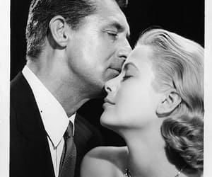 cary grant, to catch a thief, and grace kelly image