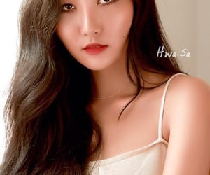 advertisement, asian, and ahn hyejin image