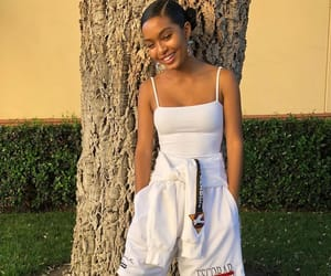 actress, blackish, and yara shahidi image