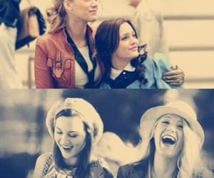 best friends, blake lively, and gossip girl image