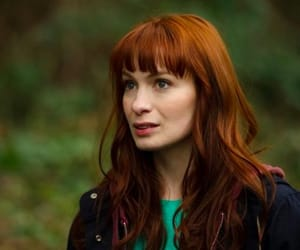 Felicia Day, charlie bradbury, and supernatural image