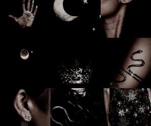 aztec, goddess, and moon image