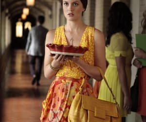 actress, cake, and gossip girl image