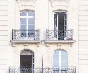 architeture, balconies, and charming image
