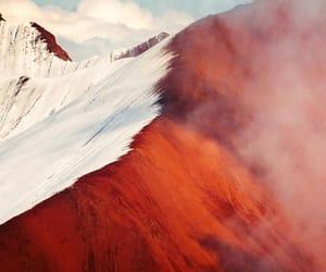 mountain, peru, and pick image