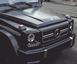 car, black, and luxury image