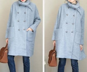 etsy, coat for women, and winter jacket image