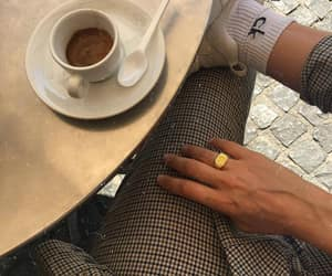 coffe, fashion, and style image