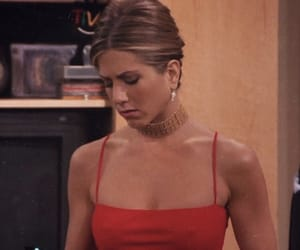 90s, Jennifer Aniston, and friends tv show image