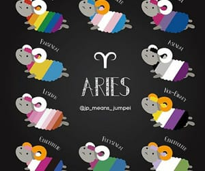 ace, aries, and bi image
