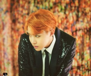 wings, bts, and j hope image