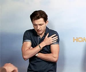 gif, Marvel, and peter parker image
