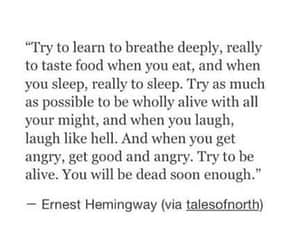 ernest hemingway and phrases image