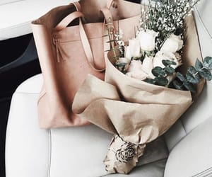 bags and flowers image