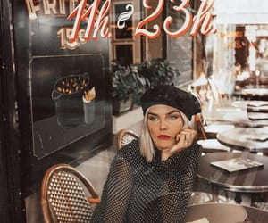 cafe, europe, and fashion image