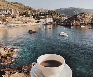 coffee, photography, and summer image