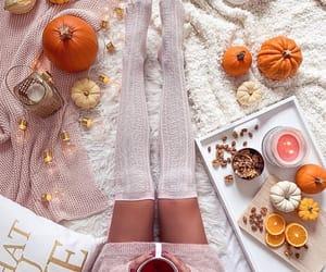 girl, autumn, and fashion image