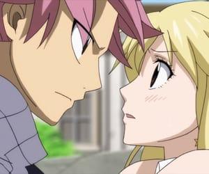 anime, anime girl, and nalu image